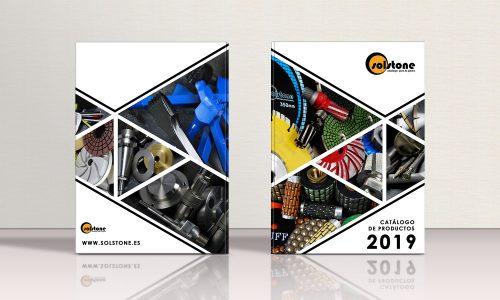 Catálogo de Productos Solstone 2019