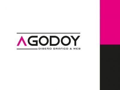 Logo AGodoyDesign